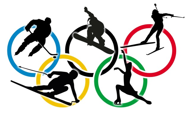 Winter Olympics Logo